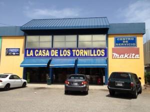 La Casa De Los Tournillos
