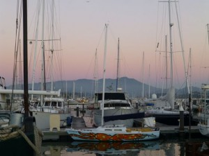 Boats in Sausalito, California. (Photo by Laura B.)