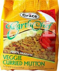 Grace foods are based in Jamaica. We buy a lot of Grace foods in the Caribbean.