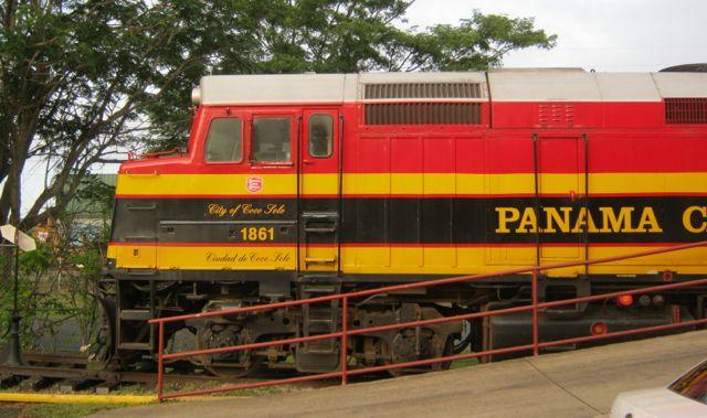 The locomotive.