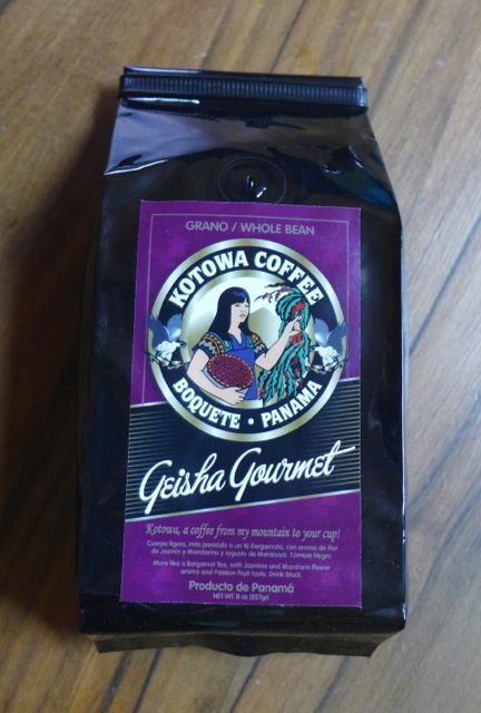 Geisha coffee grown in Boquete is considered the best coffee in the world by some.